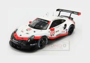 Porsche 911 991 Rsr #912 Gtlm Class Daytona 2018 E.Bamber IXO 1:18 LEGT18002 Mod