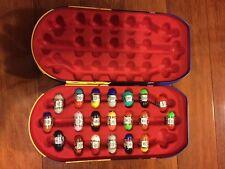 189. Captain Bean Mighty Beanz CASE with 20ea Moose 2010 Assorted Beanz