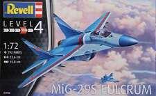 1/72 Revell MiG-29S Fulcrum #03936