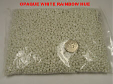 WHOLESALE LOT 500 GRAMS 6/0 GLASS SEED BEADS CLEARANCE (SS-675)
