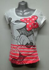 DISNEY Minnie Mouse Graffic T Shirt Size M
