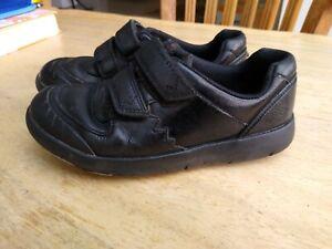 Clarks Rex Pace Shoes Children's Size 11.5f