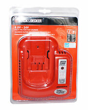Black & Decker / Firestorm Spring 9.6V-24V Multi Voltage Fast Batteries Charger