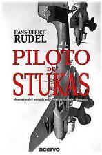 Piloto de Stukas by Hans-Ulrich Rudel (2009, Paperback)
