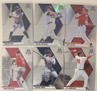 2020 Chronicles Baseball Mosaic Lot W/ 3 Silver Holo's Altuve Votto Arenado
