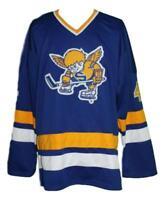 Any Name Number Size Minnesota Fighting Saints Retro Hockey Jersey Walton