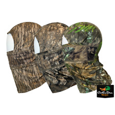 NEW BANDED GEAR PERFORMANCE CAMO FACE MASK TURKEY DUCK HUNTING B1060005