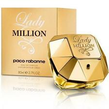 Paco Rabanne Lady Million by Paco Rabanne 2.7 oz EDP Perfume for Women NIB