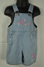 George Denim Dungarees (0-24 Months) for Girls