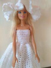 Vestito Uncinetto In Vendita Bambole E Accessori Ebay