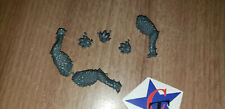Warhammer 40k Space Wolves Thunderwolf left front leg 'c' with paw x3