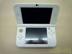 New Nintendo 3DS XL LL Console Only White Japanese Ver. Import from Japan