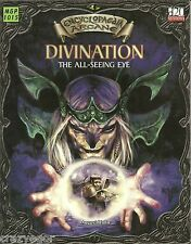 D&D 3rd ed Encyclopedia Arcane Divination - The All-Seeing Eye - D20 *FS