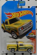 DODGE LIL YELLOW EXPRESS 11 9 1978 2016 PICKUP TRUCK BOYS MOPAR HW HOT WHEELS