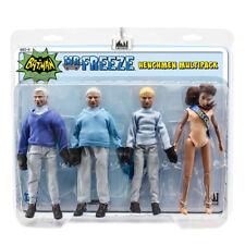 Batman Classic TV Series Action Figures: Mr. Freeze Henchman Four-Pack