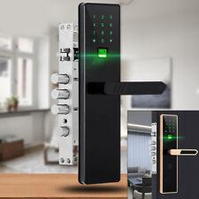 Electronic Smart Door Lock Fingerprint Password Security Door lock Touch Screen