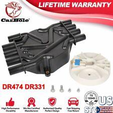 Distributor Cap Rotor Kit For Chevrolet Express GMC Trucks Vortec V8 DR474 DR331