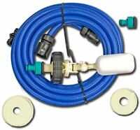 Caravan Motorhome Mains Water Adaptor Kit Aquaroll Aquarius Waterhog Aquacaddy
