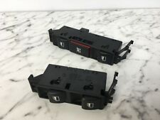 BMW E46 3 series Saloon / Touring Pair of Front/Rear Window Switch Switches x2