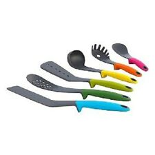 Joseph Joseph 6-Piece Kitchen Utensil Set, Elevate, Multi-color