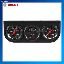 """Bosch New FST090 SP0F000037 Style Line 1-1/2"""" Mini Triple Gauge Kit"""