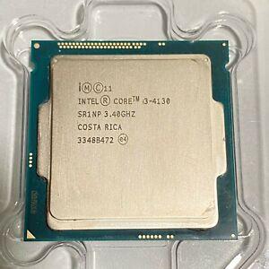 Intel Core i3-4130 3.40GHz Dual-Core CPU Processor SR1NP LGA1150 Socket
