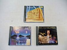 3 VERY NICE CD  Yanni Keys to Imagination  Live at the Acropolis  Hollywood Hits