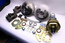 1964-1967 FORD MUSTANG FRONT 4-LUG DISC BRAKE CONVERSION KIT NEW