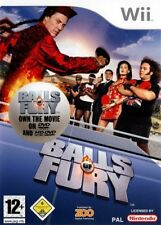 BALLS OF FURY       ----- pour WII