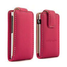 Proporta PU Leather Style Flip Case Cover for iPod nano 7G - Pink with Warranty