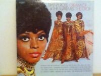 DIANA  ROSS  AND    THE  SUPREMES               LP      CREAM   OF   THE  CROP