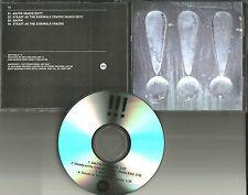 !!! CHK CHK CHK am/fm & Steady as Sidewalk EDITS TST PRESS PROMO DJ CD single