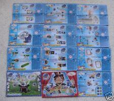 "Satz BPZ  ""Magic Lessons - Spielzeug + Kartenspiel"" 2006 alle 11 ""D"""