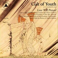 Love Will Prevail by Cult of Youth (Vinyl Sep-2012, Sacred Bones) SEALED SBR-084