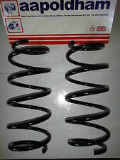 VAUXHALL CORSA C 1.0 1.2 inc SXi 2x BRAND NEW FRONT COIL SPRING SPRINGS 2000-06