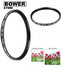67mm UV Lens Filter for Canon EF 100mm, 70-300mm f/4-5.6L, EF-S 18-135mm,10-18mm