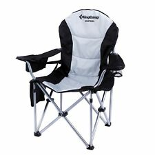 KingCamp Lumbar Support Lightweight Portable Heavy Duty Large Size Camping Chair