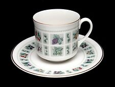 ROYAL DOULTON TC1024 TAPESTRY CUP & SAUCER SET