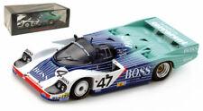 Spark S5506 Porsche 956 #47 'Obermaier Racing' Le Mans 1984 - 1/43 Scale