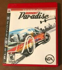 Burnout Paradise (PS3) Greatest Hits Playstation 3 Game