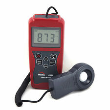 Professional Digital Light Meter LX821 Greenhouse Hydroponics Gardening Lighting