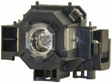 REPLACEMENT BULB FOR EPSON EMP-83 PLUS LAMP & HOUSING 170W