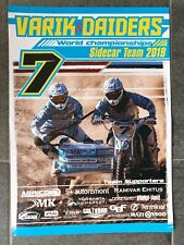 Motocross conducteur Crossing side-car moto t-shirt s-xxxl