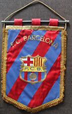 Fußball Football SPANIEN ESPANA EUROPAPOKAL EC INT. TAUSCH-WIMPEL  FC BARCELONA