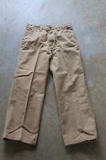 Mountain Khakis Men's Pants Tan Khaki Work Casual Outdoor Slacks 30x30 Brown