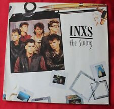 INXS, the swing, LP - 33 tours