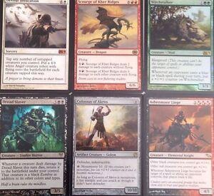    50 RARES    Mtg Bulk Lot Magic Cards