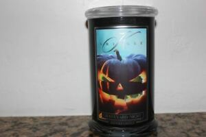 Kringle Candle Halloween Graveyard Night Limited Edition~Halloween~