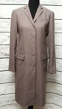 Calvin Klein NWT Women's Long Lined Trench Coat Jacket Size 4 Retails $298