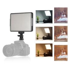 360 LED Licht Panel Dslr Camera Studio Video dimmbare Fotografie Camcorder